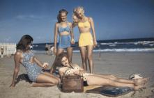 swimsuit vintage retro