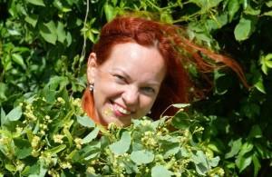 Linda Rozenbaha. Foto no personīgā arhīva