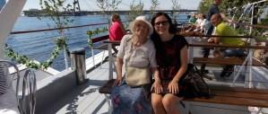 Dārzu veidotāja Margita Stoļarova – ar radošu enerģiju pat 93 gadu vecumā