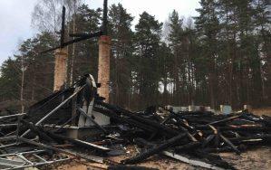 Baznīca nav tikai ēka. Carnikavas dievnama uguns aizdedzina ticību (+VIDEO)