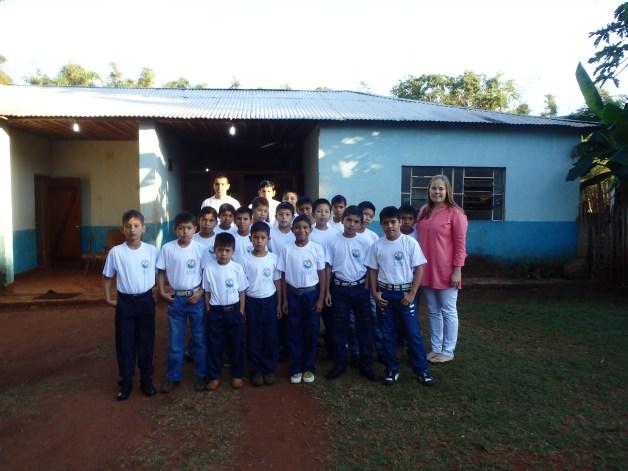 Rasas Zālītes pieredze: Dieva tuvumā Bolīvijas džungļos