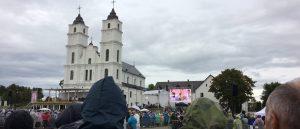 Pāvesta Franciska vizīte Latvijā (Teksta tiešraides arhīvs)