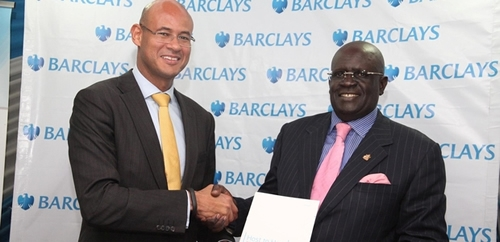 Barclays Bank and the University of Nairobi (UoN) Unveils Host-To Host Cash Management System