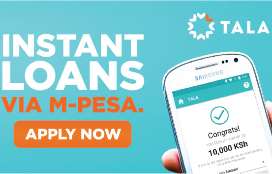 How to apply for a Tala Loan and Get Approved in Seconds via the Android App