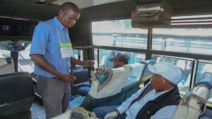 Safaricom adds Forward Travelers matatu's to its cashless fare collection platform