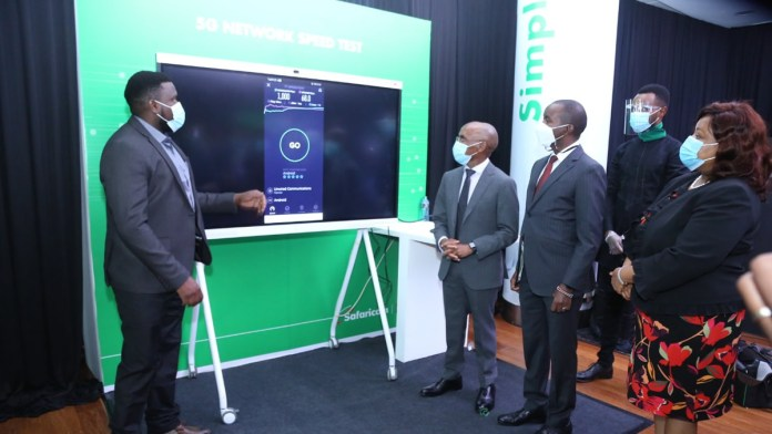 Safaricom rolls out 5G network in Kenya, here is how to access with supported devices
