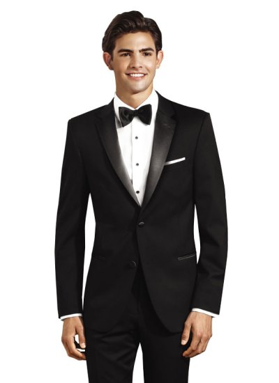 Black Classic Tuxedo