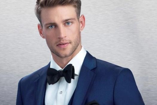 French Blue Tuxedo