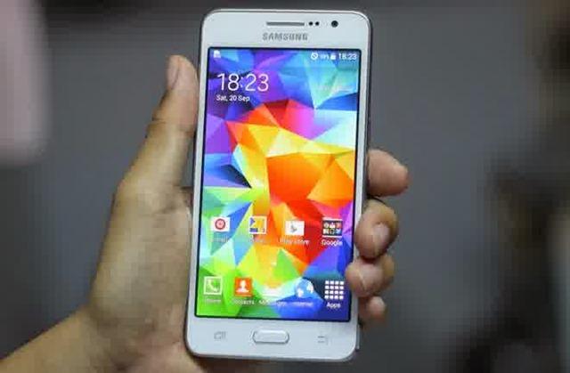 Samsung Galaxy Grand Prime Siap Puaskan Penggila Selfie, Harga 2,7 Juta 4