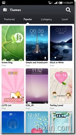 Screenshot Xiaomi Redmi Note Tuxlin Blog25