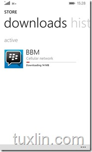Review BBM 2.0 for Windows Phone Tuxlin Blog03