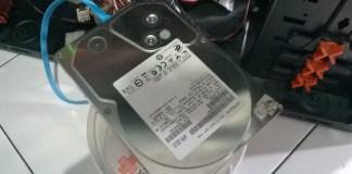 Hard Disk Rusak