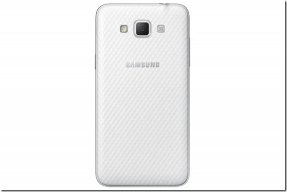 Samsung Galaxy Grand Max back