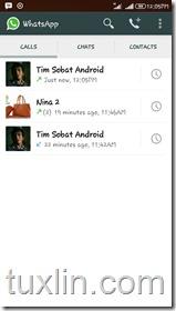 Menjajal Fitur Voice Call WhatsApp Tuxlin Blog01