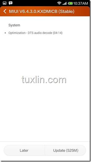 Cara Update MIUI v6 Xiaomi Mi3  Tuxlin Blog03