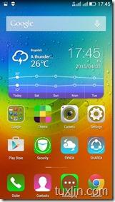 Screenshot Lenovo A6000 Tuxlin Blog17