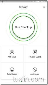 Screenshot Lenovo A6000 Tuxlin Blog24