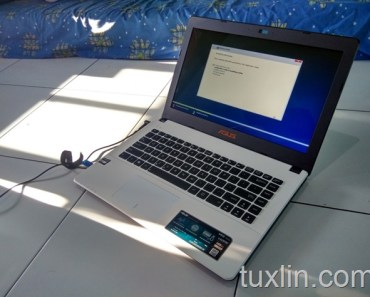 Review Asus X452EA-VX086D