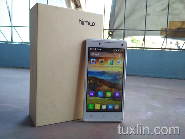 Review Himax Polymer 2