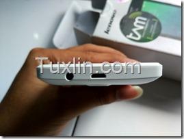 Penampilan Lenovo A1000