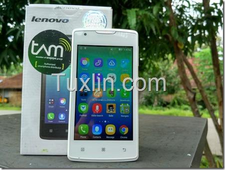 Review Lenovo A1000