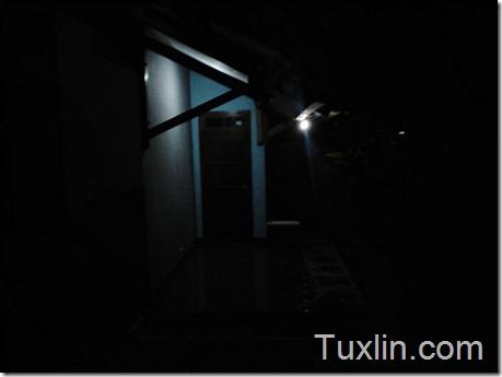 Hasil Foto Kamera Lenovo A1000 Malam Hari