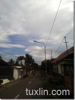 Hasil Foto Kamera Accessgo Gotune 3 Siang Hari