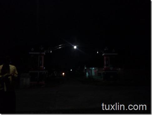 Hasil Foto Kamera Accessgo Gotune 3 Malam Hari dengan Night Mode