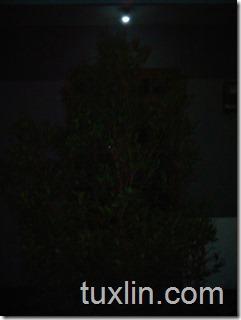 Hasil Foto Kamera Evercoss Winner T Plus Compo Malam Hari dengan LED flash