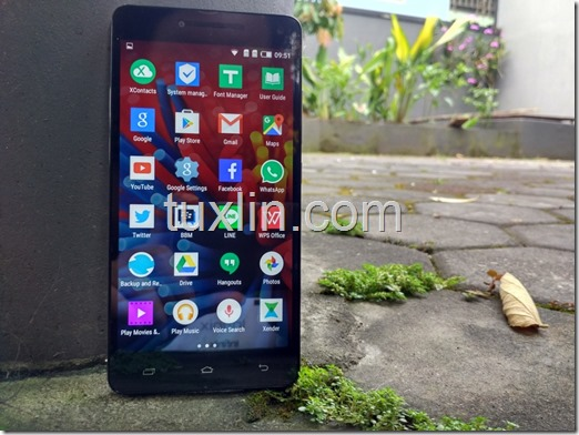 Review Infinix Hot 3 X553