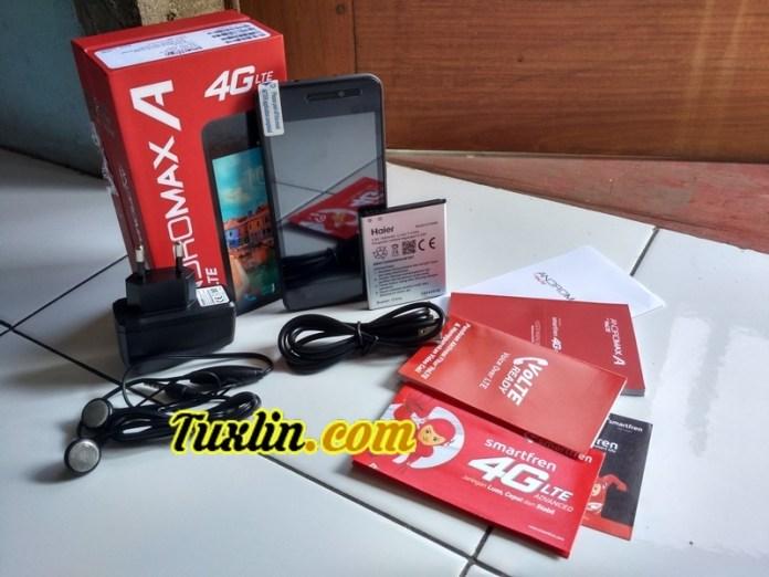 Paket Penjualan Andromax A