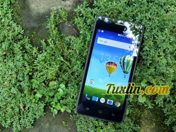 Review Andromax A