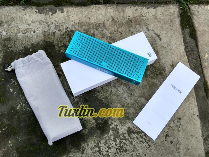 Paket Penjualan Xiaomi Mi Speaker MDZ-15-DA