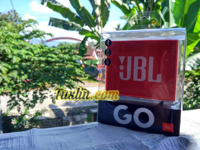 Review JBL GO Bluetooth Speaker