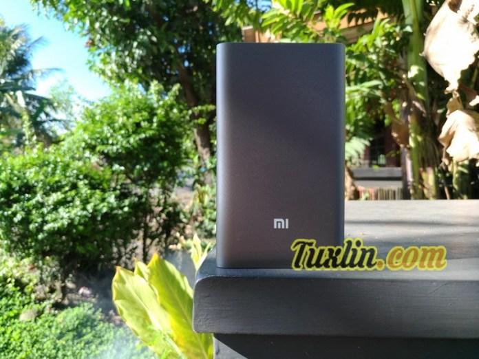 Review Xiaomi Pro Power Bank 10.000mAh
