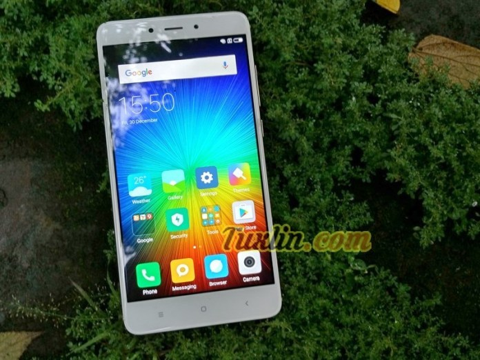 Preview Xiaomi Redmi Note 4