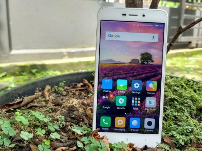 Review Xiaomi Redmi 4A: Redmi Termurah