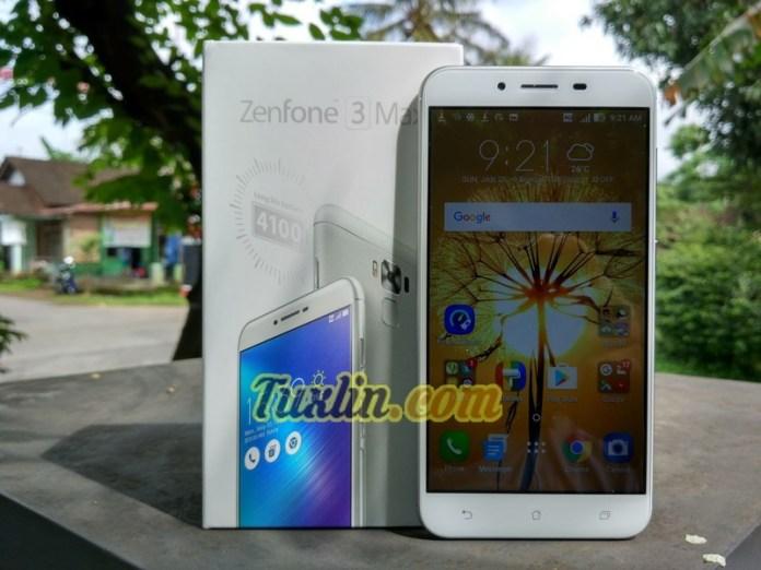 Desain Asus Zenfone 3 Max ZC553KL