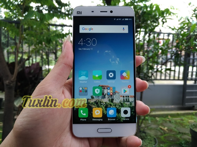 Hands On & Preview Xiaomi Mi5 32GB
