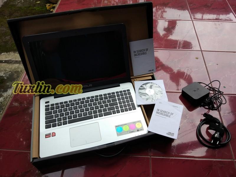 Paket Penjualan Asus X555QG BX101D