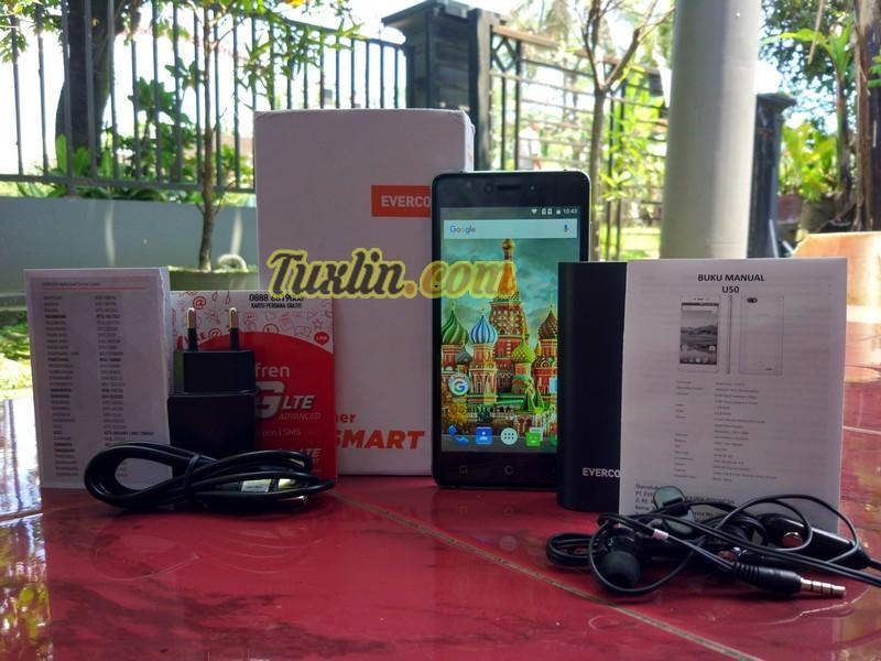 Paket Penjualan Evercoss Winner Y Smart U50