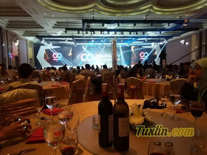 Gala Dinner di Asus Zenfinity 2017