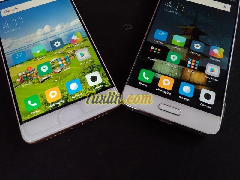 Chipset atau SoC Xiaomi Mi5, Xiaomi Mi 5S vs Xiaomi Mi 5C