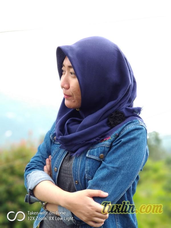 Hasil FotoKamera Asus Zenfone Zoom S ZE553KL Portrait Mode