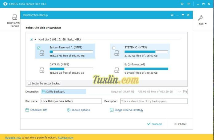 Review Easeus Todo Backup Free: Cara Mudah Backup Data & Sistem 11