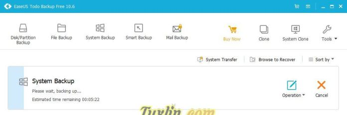 Review Easeus Todo Backup Free: Cara Mudah Backup Data & Sistem 15