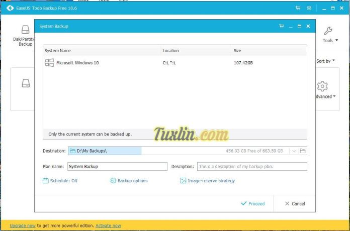 Review Easeus Todo Backup Free: Cara Mudah Backup Data & Sistem 14