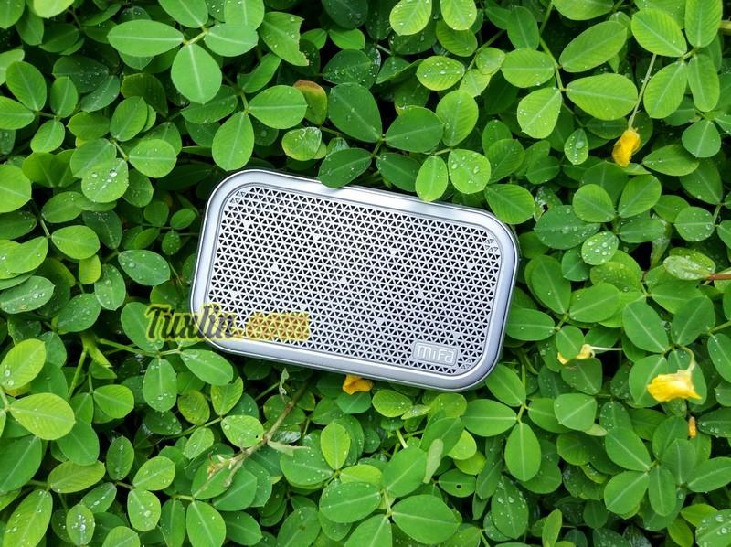 Review Mifa M1, Speaker Mungil Bersuara Kencang!