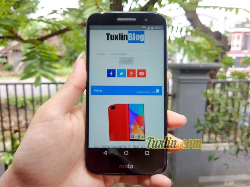 Menjajal Motorola Moto M XT1663, Smartphone RAM 4GB Octa-core Harga 2 Juta-an