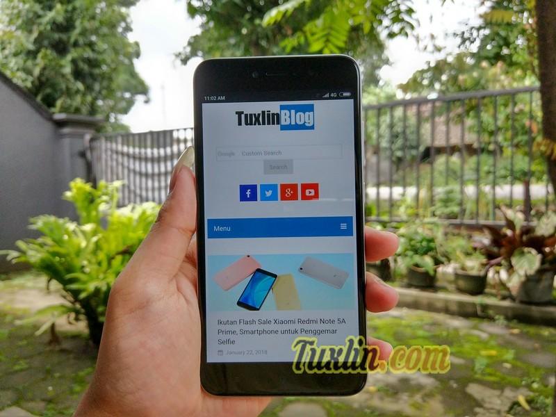 Menjajal Xiaomi Redmi Note 5 Prime: Smartphone Selfie Murah Meriah!